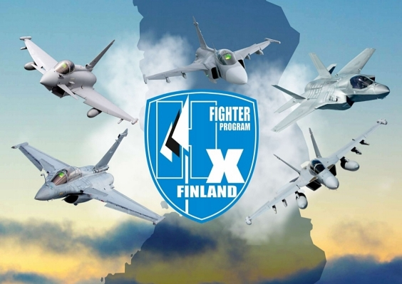 HX Fighter Programme candidates